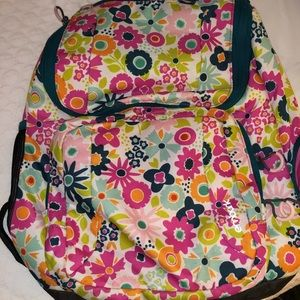 Floral Embark backpack